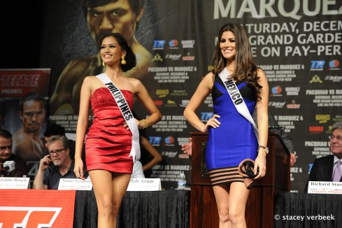 pacquiao marquez miss world